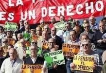 La pensión es un derecho