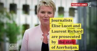 La dictadura de Azerbaiyán pierde el juicio contra dos periodistas franceses