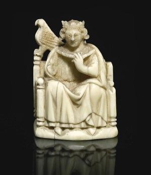 Pieza de Rey subastada en Sotheby