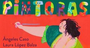 pintoras libro infantil