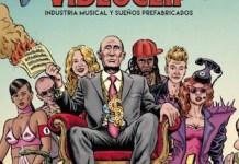 """Portada de """"La dictadura del videoclip. Industria musical y sueños prefabricados"""". Ed. El Viejo Topo"""