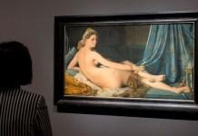 Exposición de Ingres en el Museo del Prado