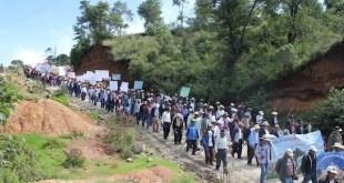Solidaridad con el pueblo Xinka de Guatemala