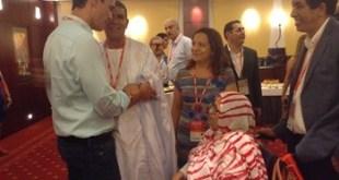 El Congreso del PSOE, Marruecos y Sahara