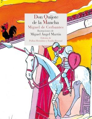 Reino de Cordelia, portada de Don Quijote de la Mancha