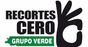 Logo de Recortes Cero / Grupo Verde