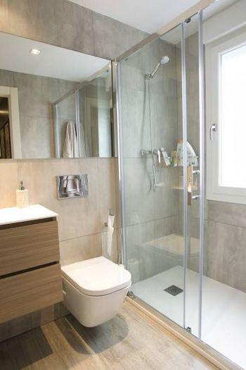 reformas baño ducha