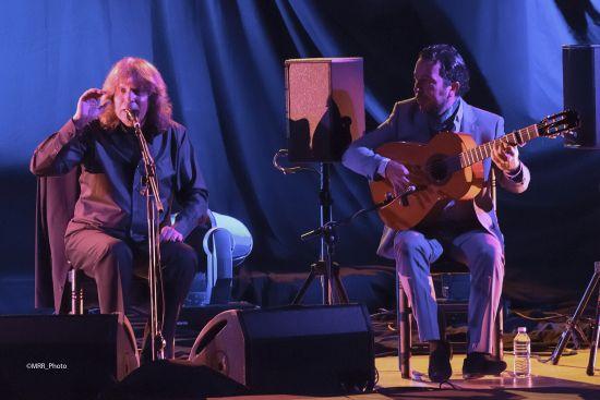 José Mercé en Flamenco Monumental. Foto manuel Rodríguez