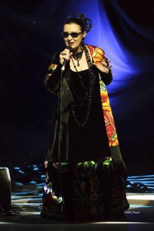 Flamenco Monumental. Martirio. Foto Manuel Rodríguez