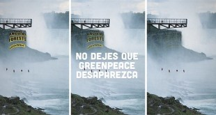 Resolute Forest Products: capitalismo depredador contra Greenpeace