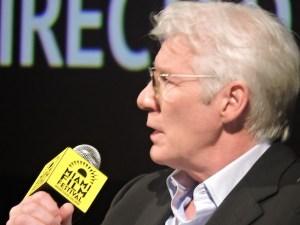 Richard Gere en el Festival de Cine de Miami