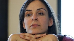 Rita Maestre, concejala de Ahora Madrid y portavoz del Gobierno Municipal