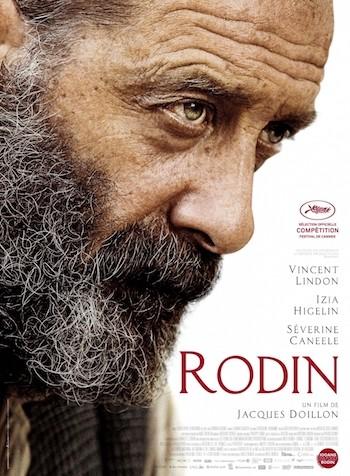 """Cannes 2017: Acogida mitigada al """"Rodin"""" de Jacques Doillon"""
