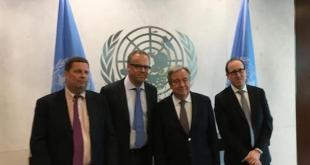 Guterres crea un canal de comunicación para seguridad de los periodistas