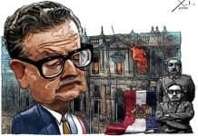 Xulio Formoso: Salvador Allende