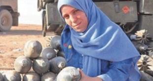 Periodista Samira Mouaki gravemente herida en Mosul