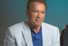 Schwarzenegger en Cannes 2017