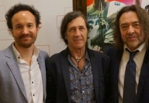 Juan Antonio Simarro, Jorge Pardo y Javier Losada