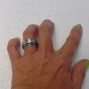 Sistema braille de lectura