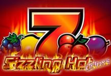 sizzling-hot maquinas fruta