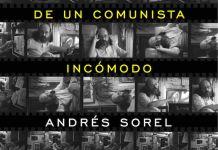 "Portada de ""Antimemorias de un comunista incómodo"", de Andrés Sorel, publicado por Península."