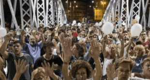 Las 300 de Murcia, la plataforma pro-soterramiento del AVE silenciada tras un año
