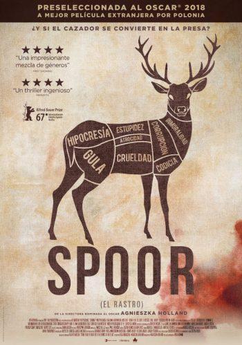 Spoor-poster