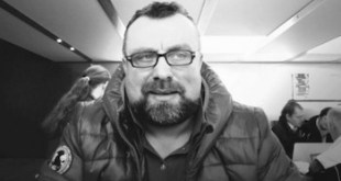 Stefan Cvetkovic, periodista serbio