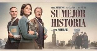 """""""Su mejor historia"""", una encantadora película sobre el cine de guerra"""