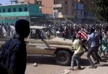 Protestas en las calles por la revuelta del pan en Sudán