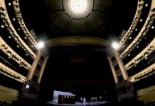 teatro real Madrid 360