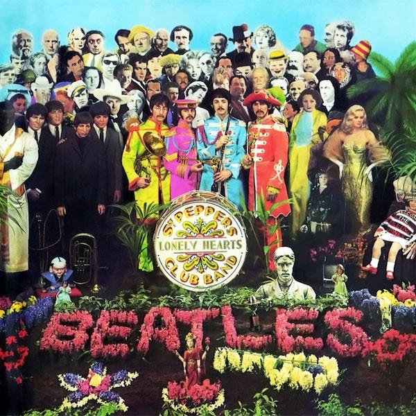 Beatles:edición especial50 aniversario Sgt. Pepper