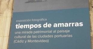 Exposición fotográfica 'Tiempos de amarras', las dos Tacitas de Plata