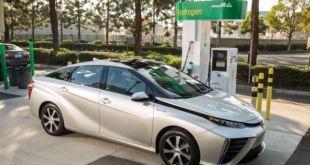 Toyota muestraen Canadá un futuro basado en el hidrógeno