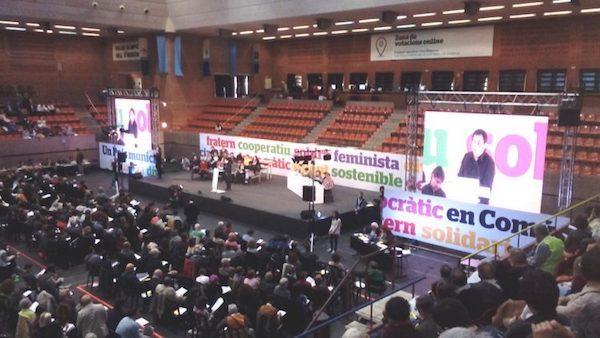 Desarrollo de la asamblea constituyente de Un País en común