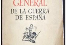 Romancero General de la Guerra Civil de España