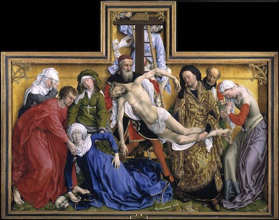 van-der-Weyden-Descendimiento