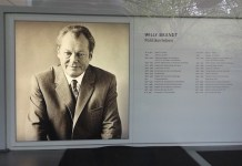 Willy Brandt, cartel electoral