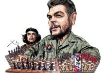 Xulio Formoso: Che Guevara ajedrecista