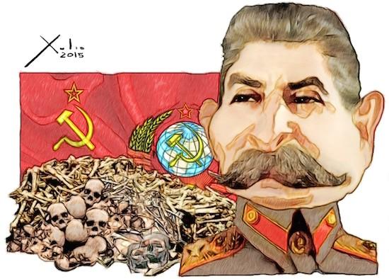 Xulio Formoso: el camarada Stalin