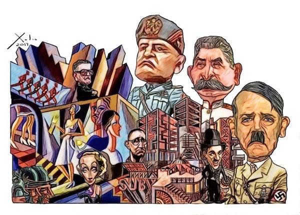 Xulio Formoso Entreguerras