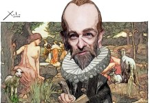 Xulio Formoso: Cervantes II. Galatea