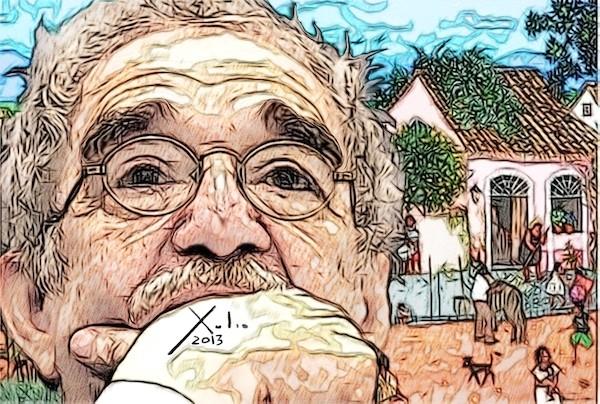 Xulio Formoso: Gabo.
