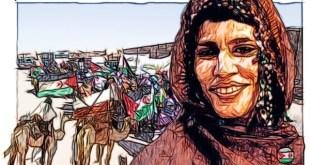 Xulio Formoso: Mariem Hassan