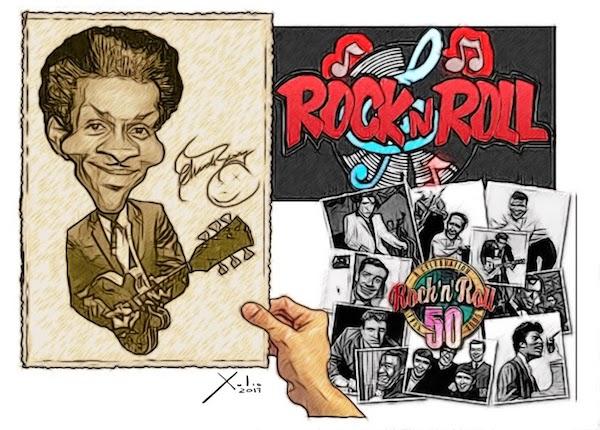 Xulio Formoso: Rock&Roll
