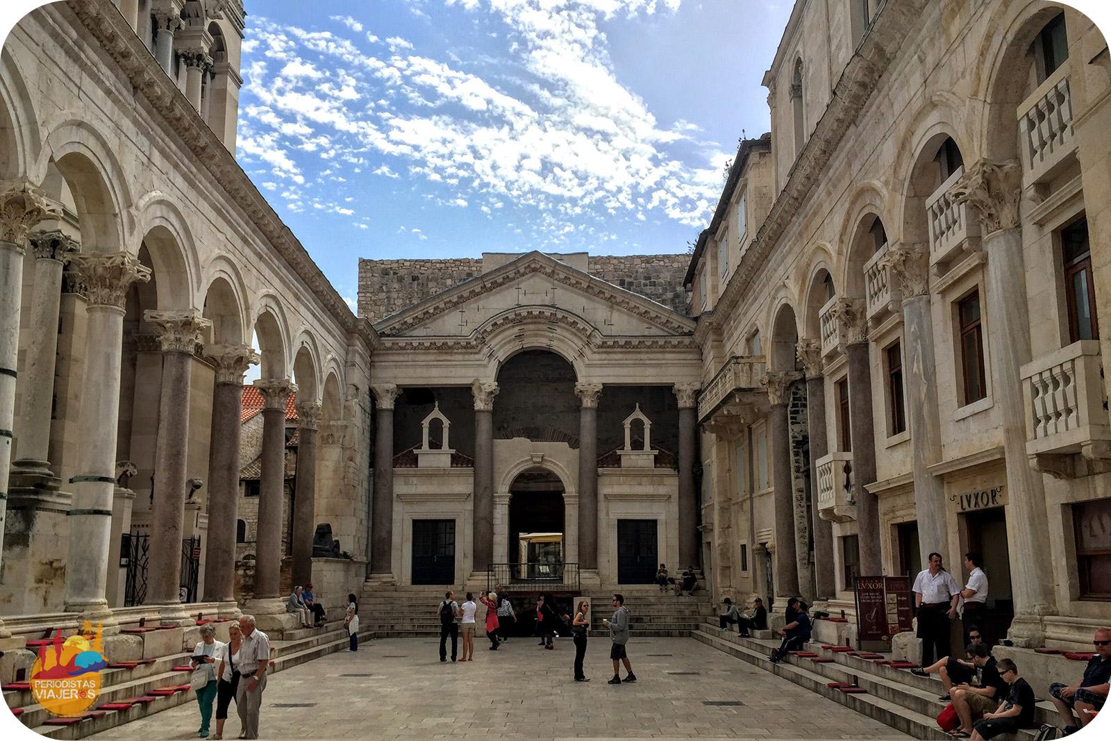 Split y el Palacio de Diocleciano imprescindibles de