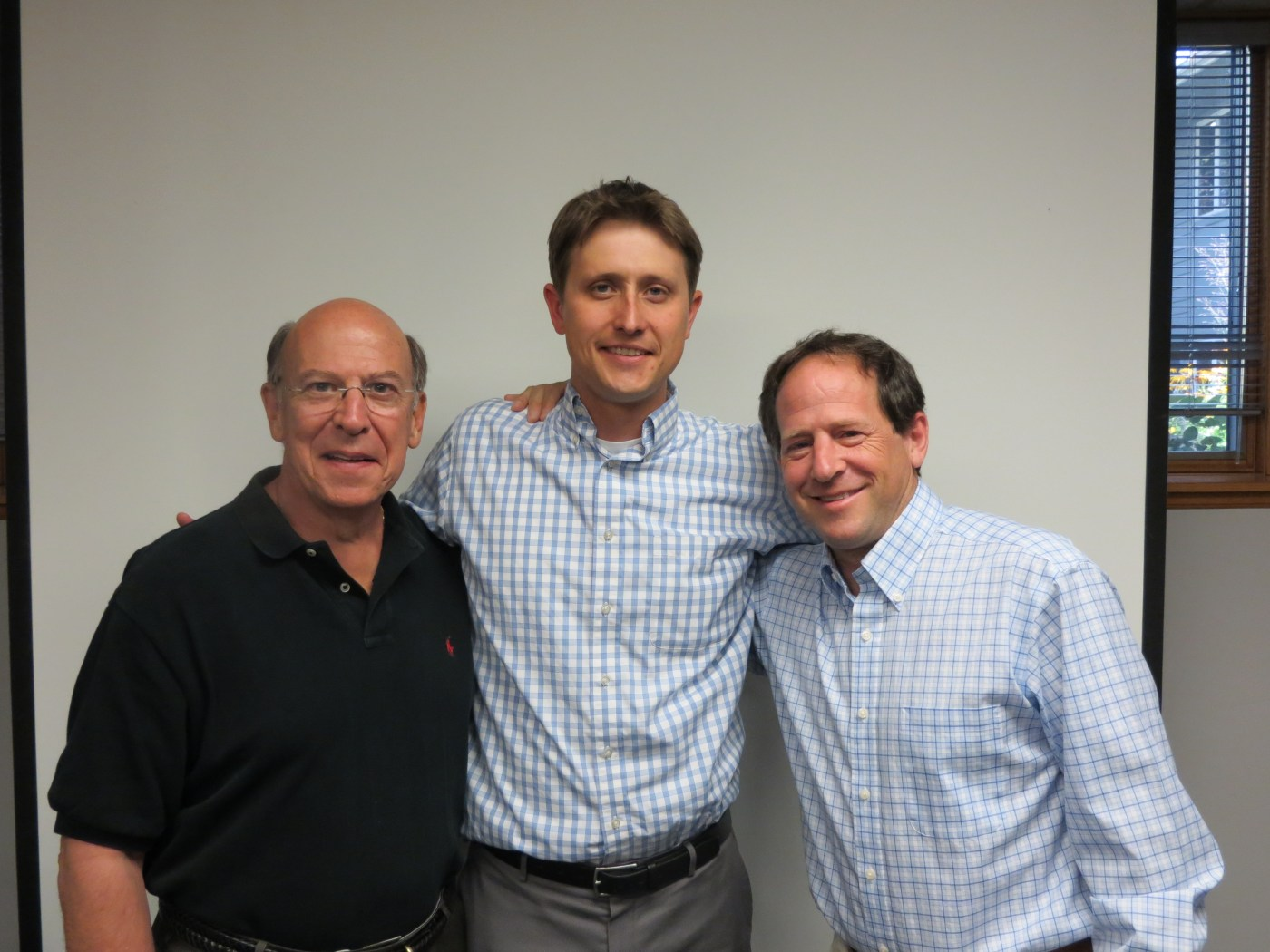 Drs. Versman, Heller, and Beckman