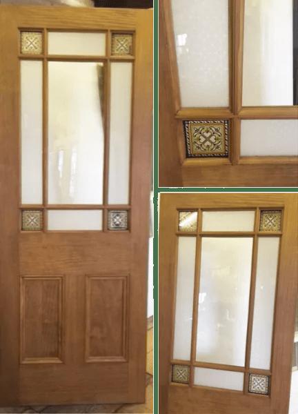 Solid Wood Doors Interior