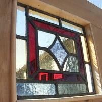 Stained Glass Door Company Southampton - Period Projects