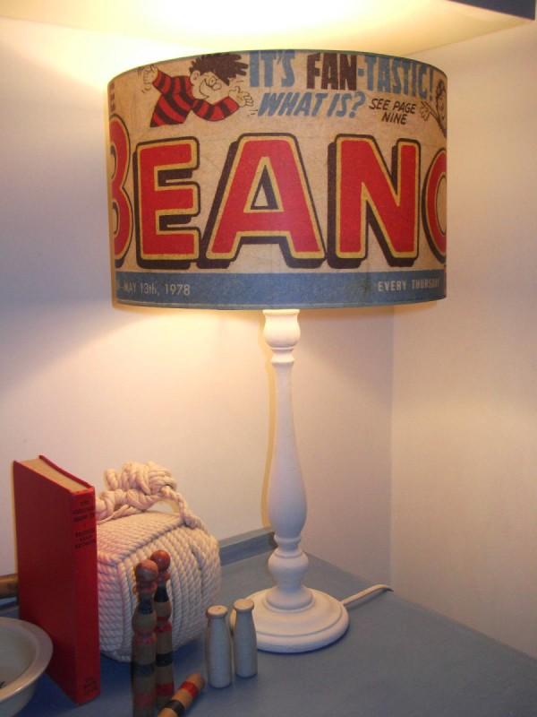 Beano Lamp